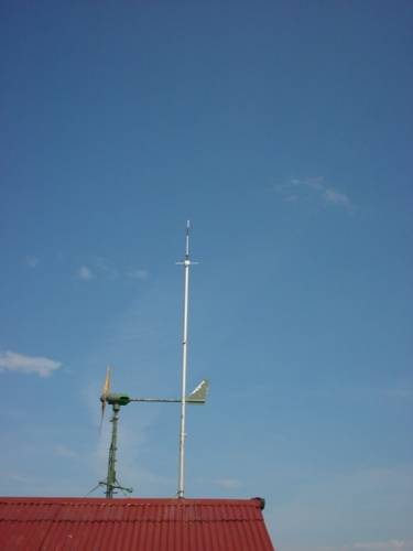 Antenne balise